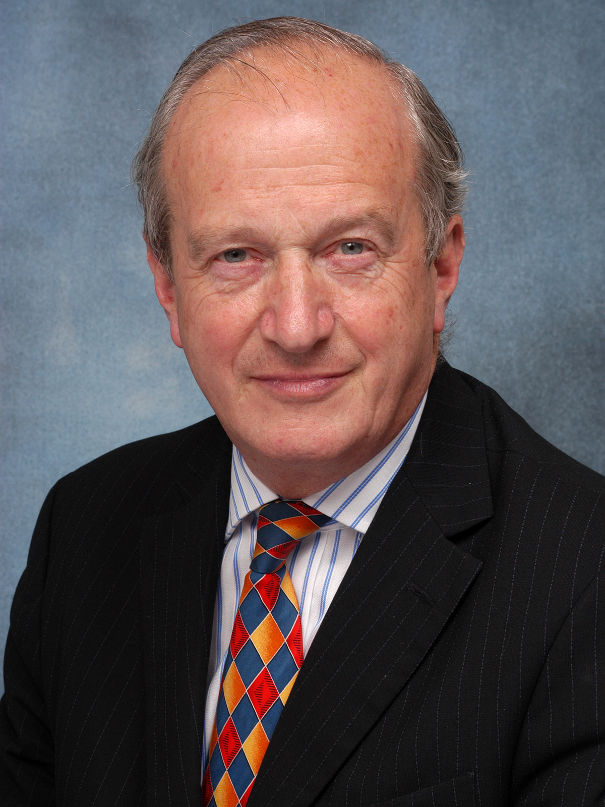 The Rt. Hon. the Lord Hunt of Wirral MBE